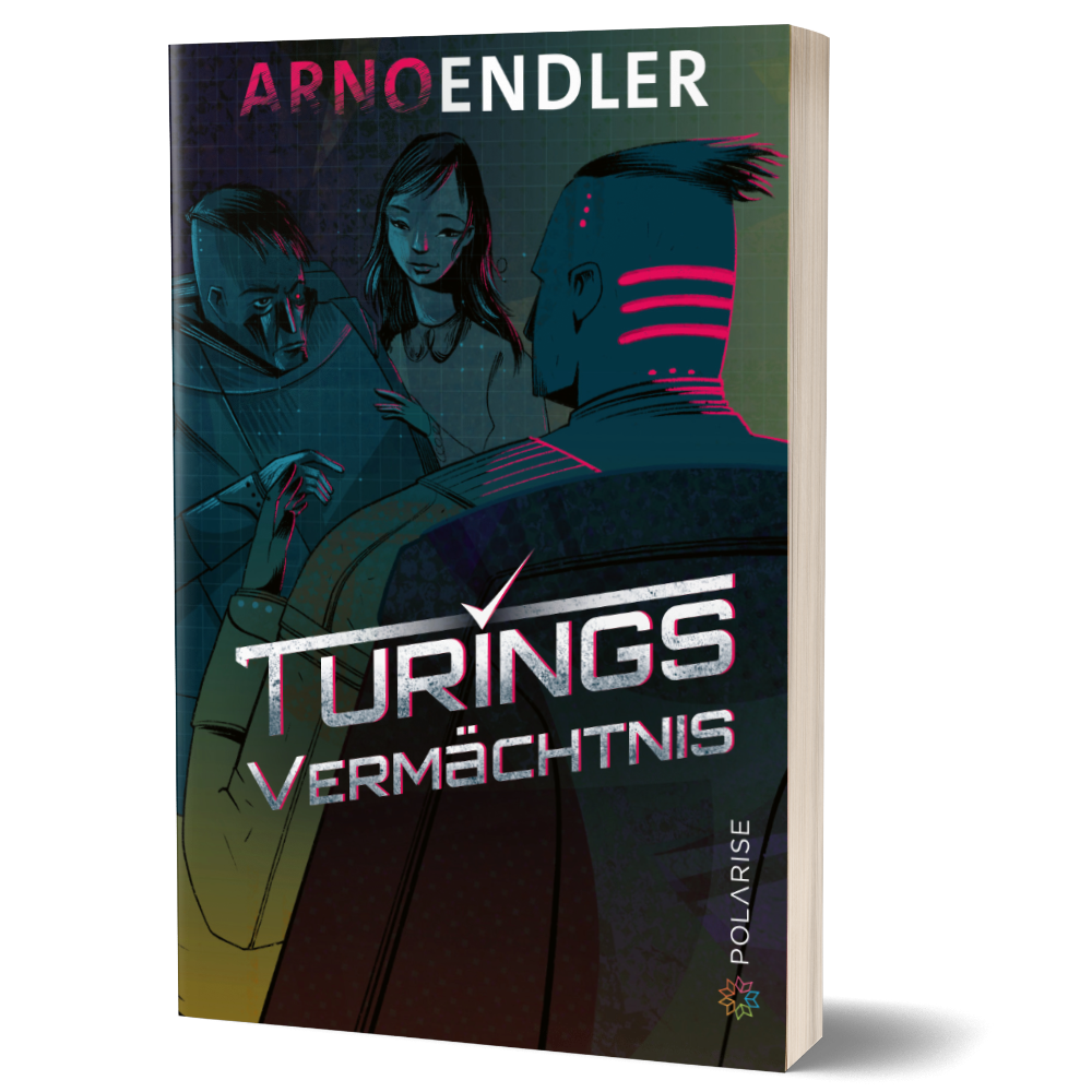 Cover: Turings Vermächtnis